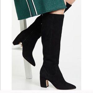 Sam Edelman Hai Knee High Suede Boots